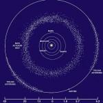 Asteroidengürtel zwischen Mars und Jupiter - Bildquelle: Public Domain (NASA)