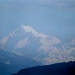 Kangchenjunga, zwischen Nepal und dem indischen Bundesstaat Sikkim.