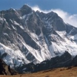 Lhotse, Himalaya